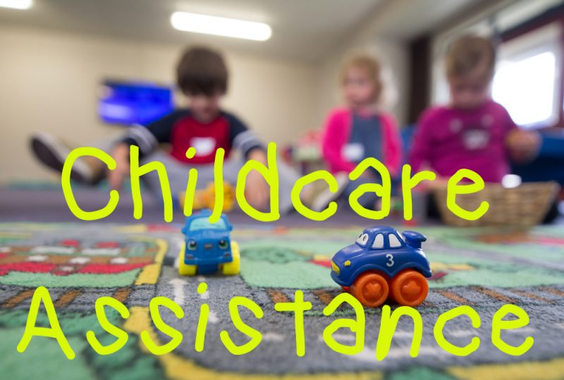 Childcare Assistance image
