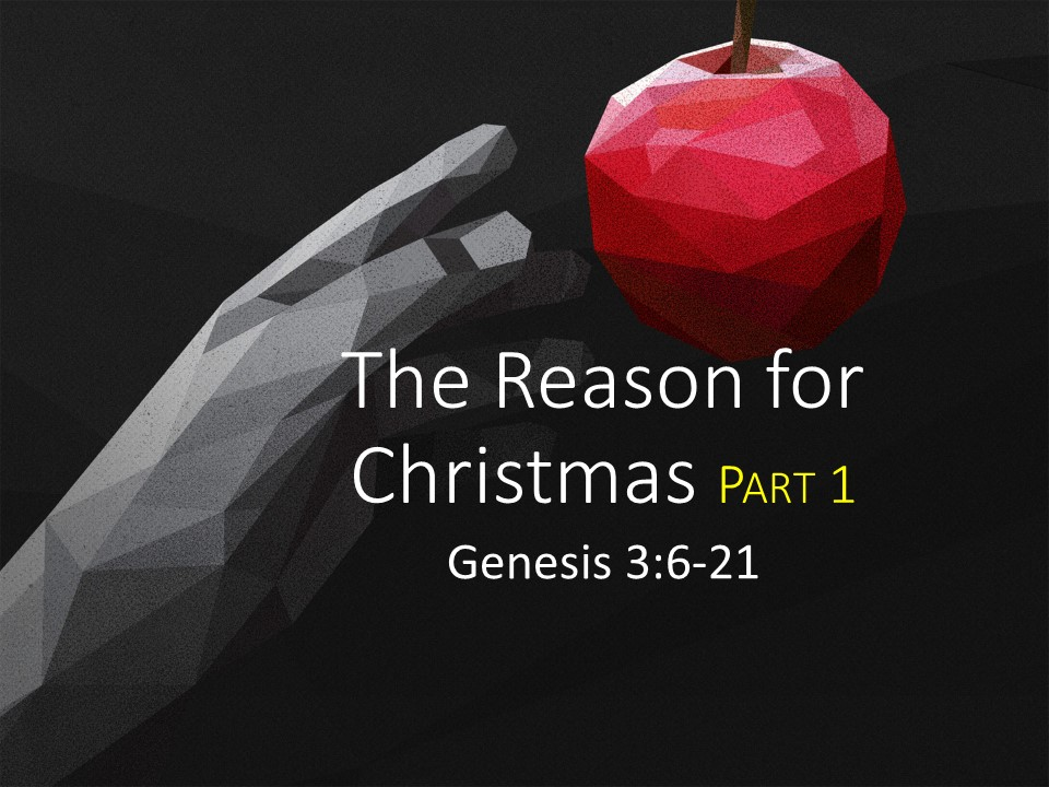 The Reason for Christmas Part 1