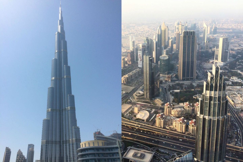 Dubai Where to Go?