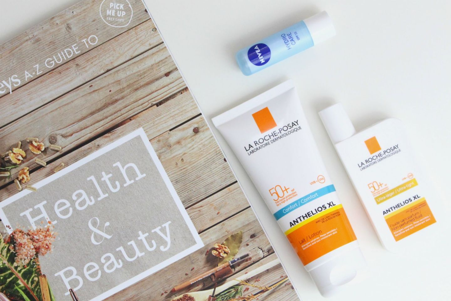 The SPF you need La RochePosay