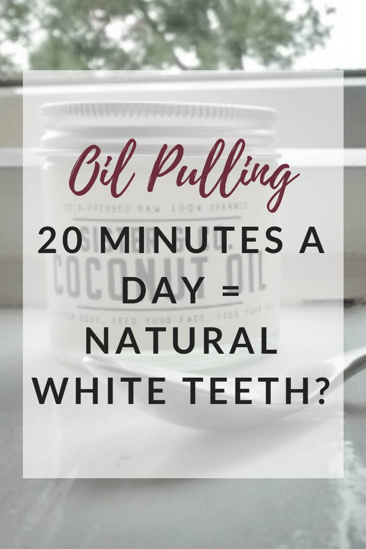 does oil pulling work, oil pulling results, oil pulling before and after