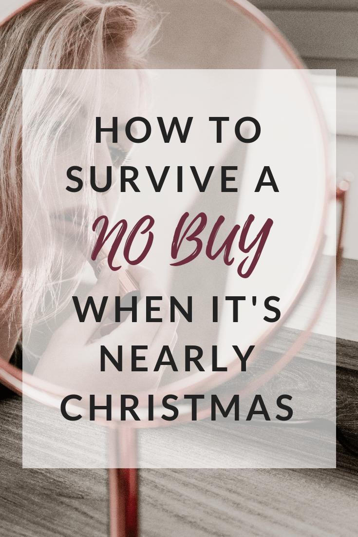 october no buy how to survive a no buy