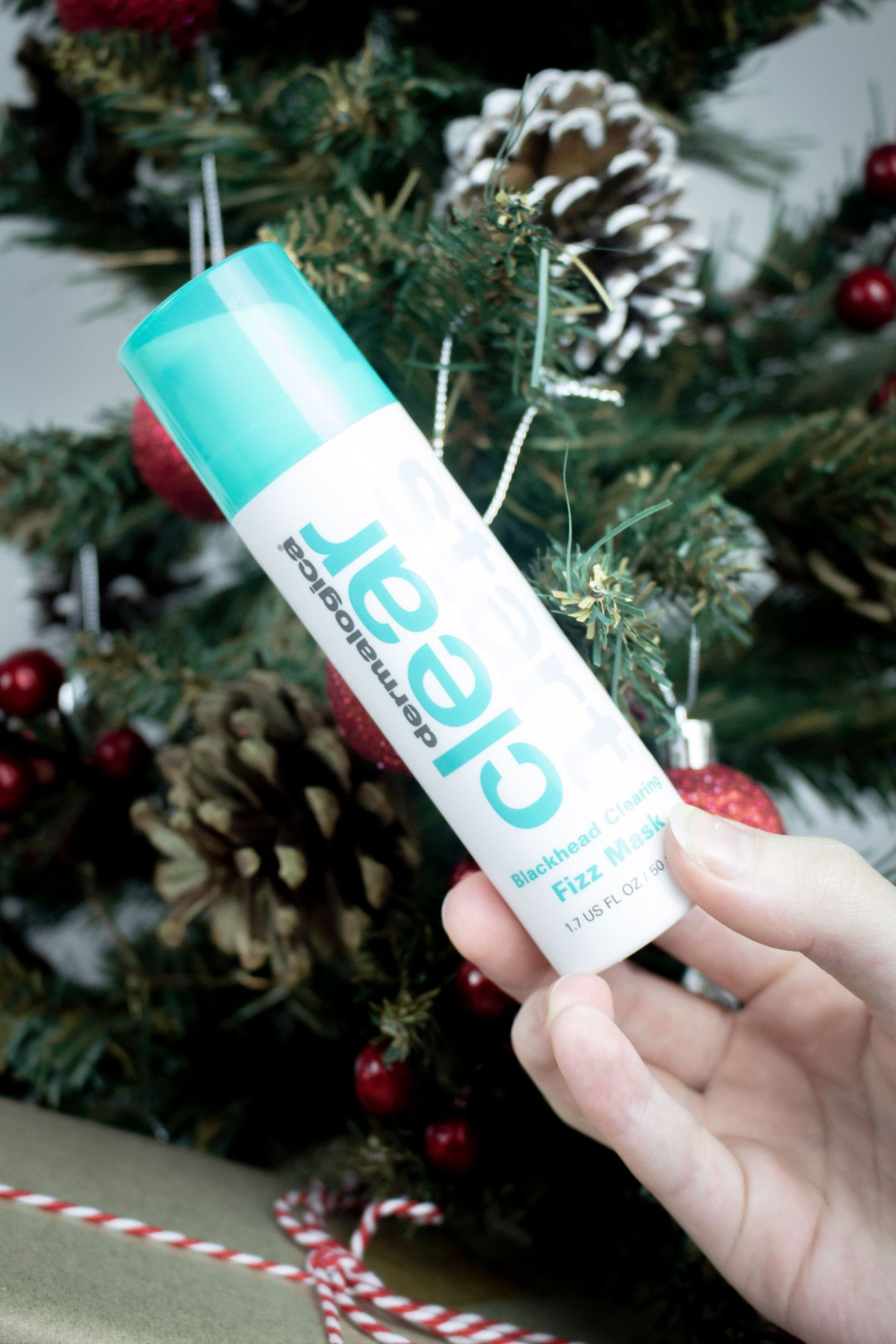 Christmas Finishing Touches Dermalogica Blackhead Fizz Mask