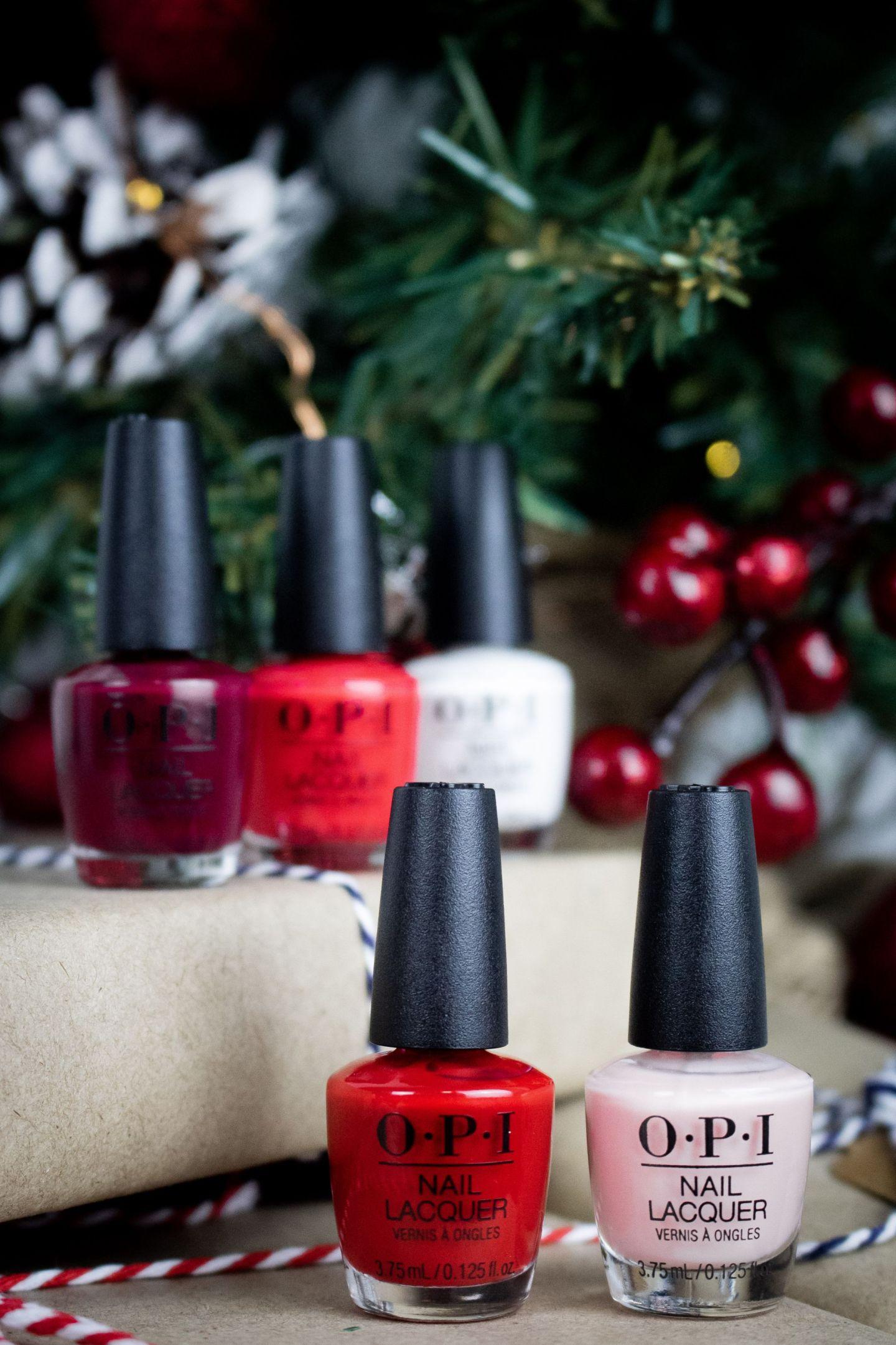 Christmas Nails with OPI