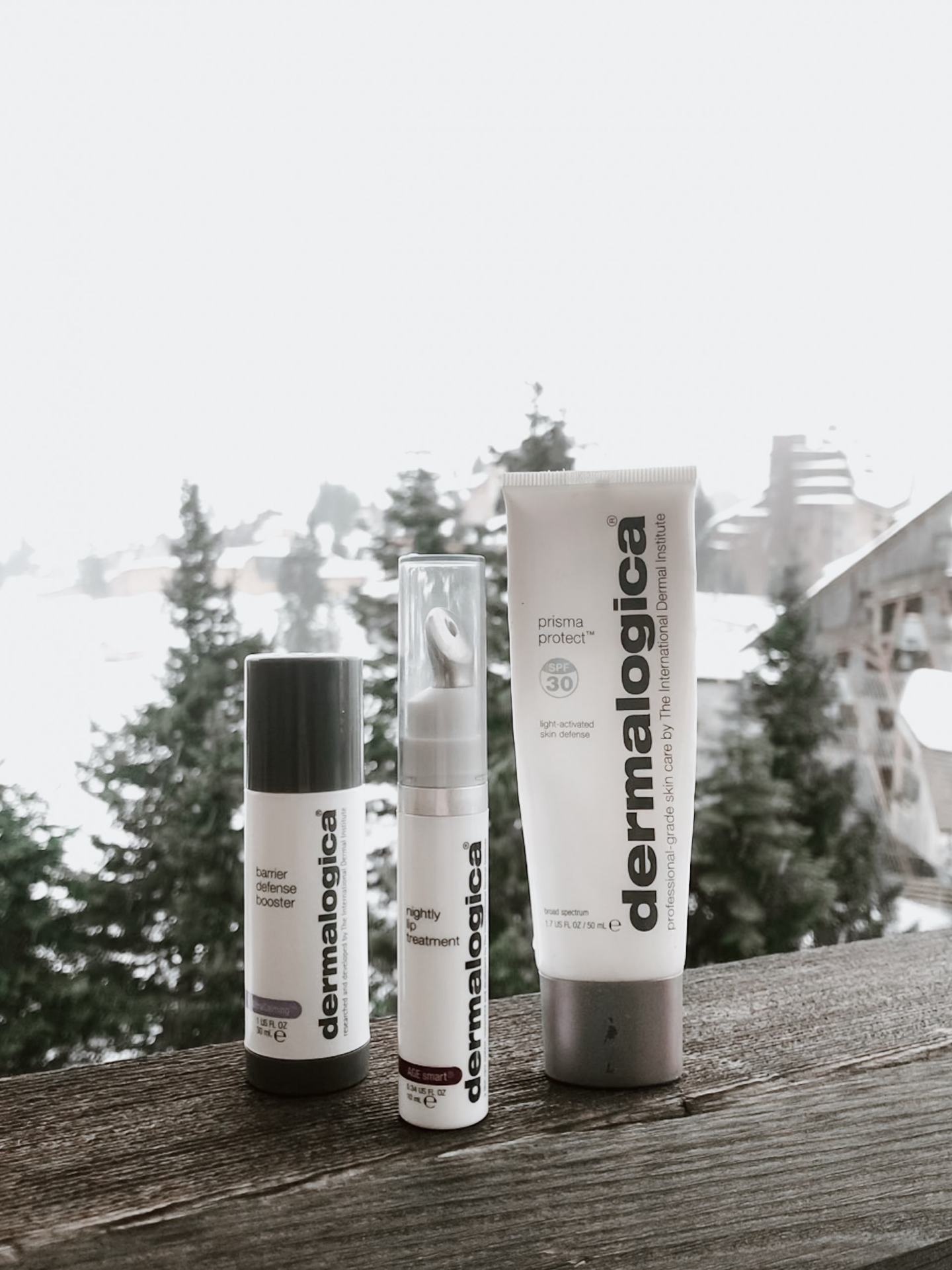 Dermalogica Skiing Must Haves