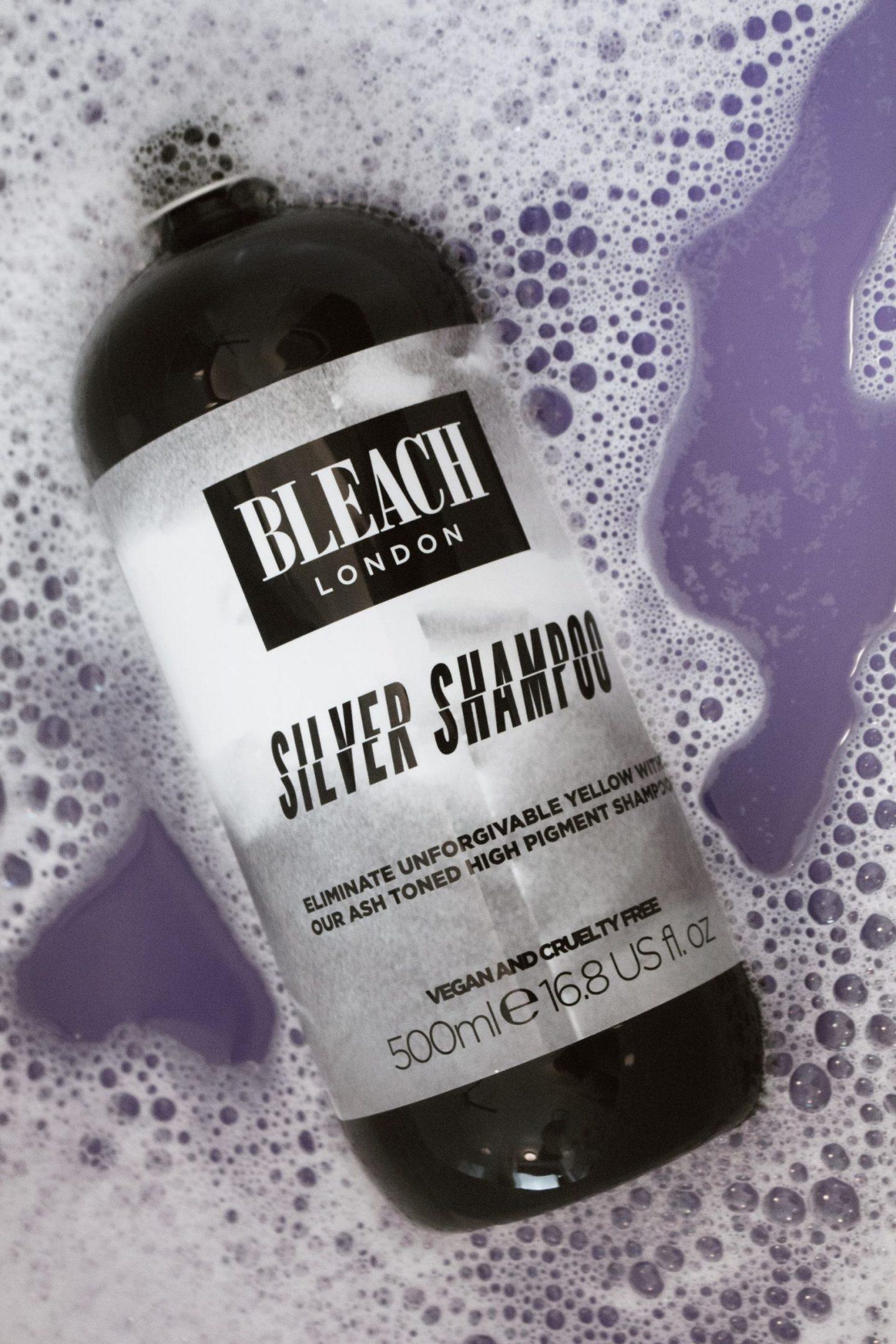 Bleach London Silver Shampoo Review