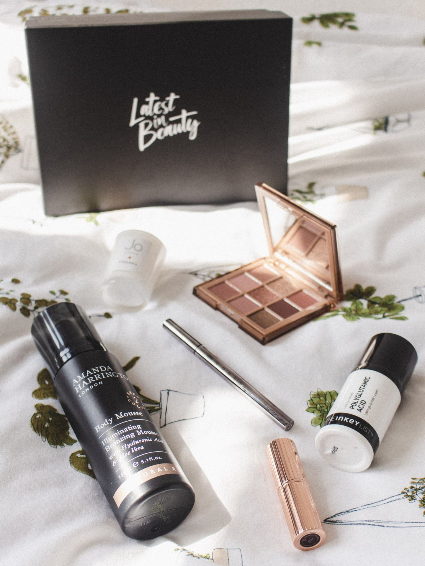 Latest in Beauty Style Awards Box