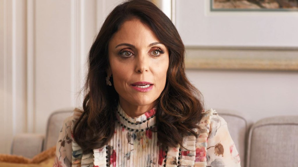 Bethenny Frankel reveals the truth about her 'fallout' with Carole Radziwill on 'Real Housewives of New York City'