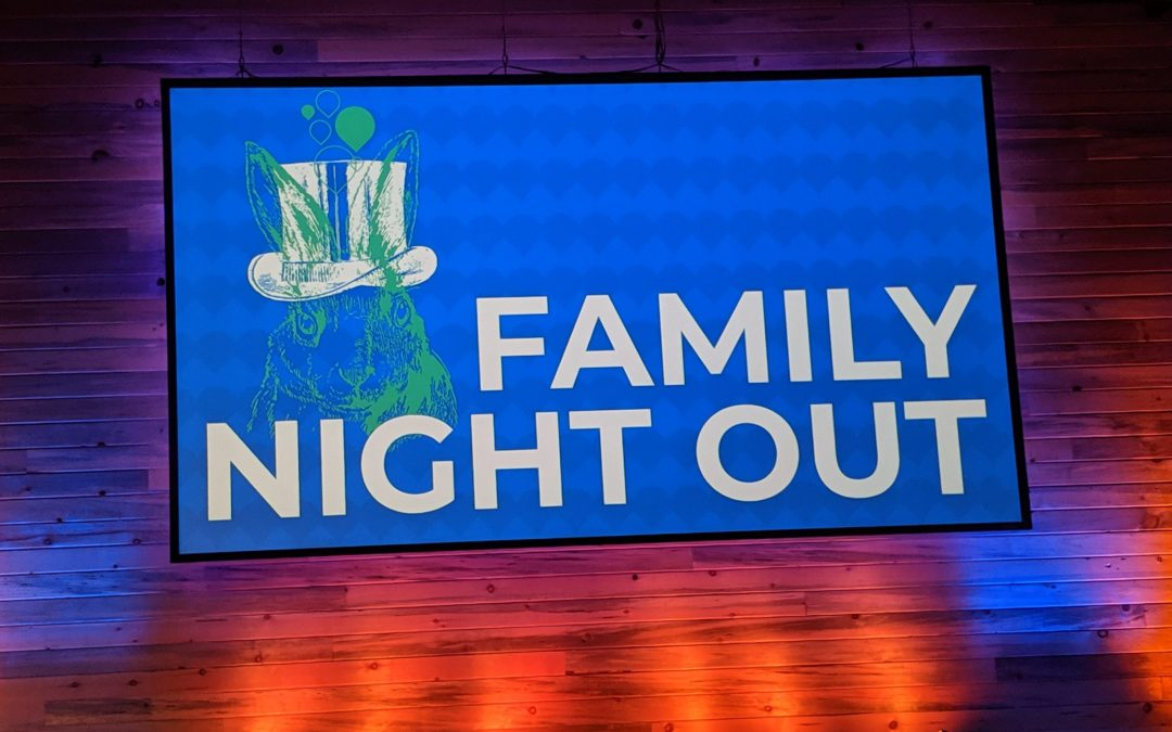 Family Night Out – February 2020