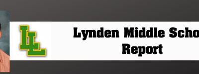 Lynden Middle School, March 2020