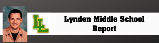 Lynden Middle School, March 2020