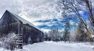 Bethesda's Century Old Barn