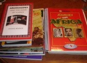 Leah's books