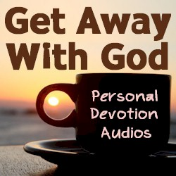 7-audio, quiet time devotional audio set with Beth Jones