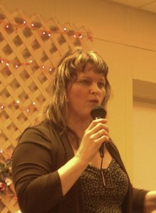 Beth Jones, International Speaker