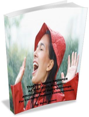 Prosper ebook cover