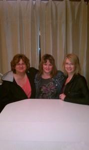 Karen Wells, Beth Jones, Doreen Penner