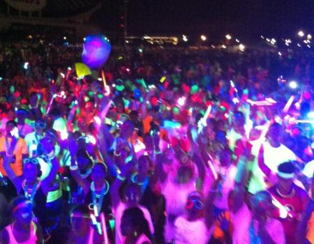 Glow Run 5K After Party