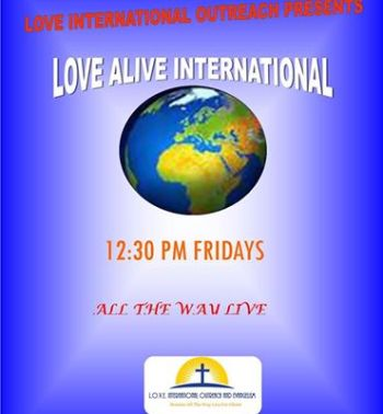 Love Alive International