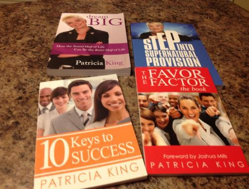 Patricia King books