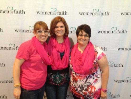 Amber Welton, Heather Denney & Lindsey Dawson