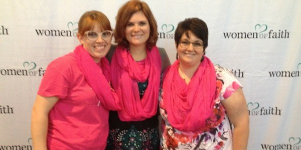 Women of Faith Conference 2013