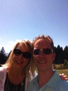 Jennifer and Kallen
