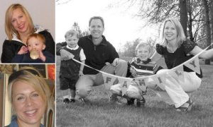 Jennifer and family