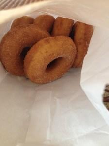 cider doughnuts