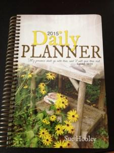 Vision Publishers planner/calendar