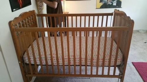 Piper's crib