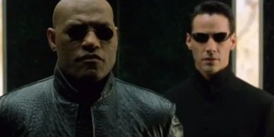 Morpheus and Neo, The Matrix