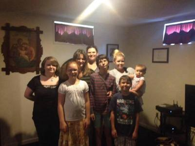 Our kids and grandkids