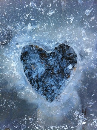 heart of ice Source: http://timoelliott.com/photos/2013/01/17/a-heart-of-ice/