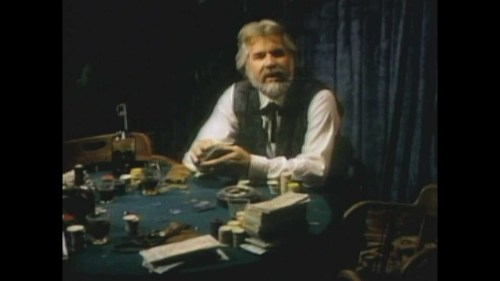 Kenny Rogers, The Gambler Photo source: Google