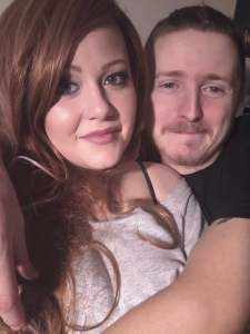 Our daughter Eden & her husband Craig