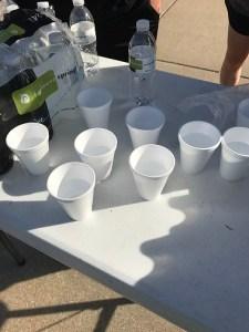 water at 5k