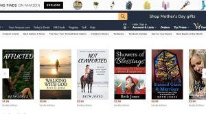 Beth's Amazon Author Page