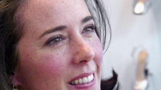 Kate Spade, NY fashion designer