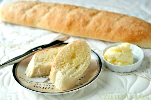 French bread Image source: Google