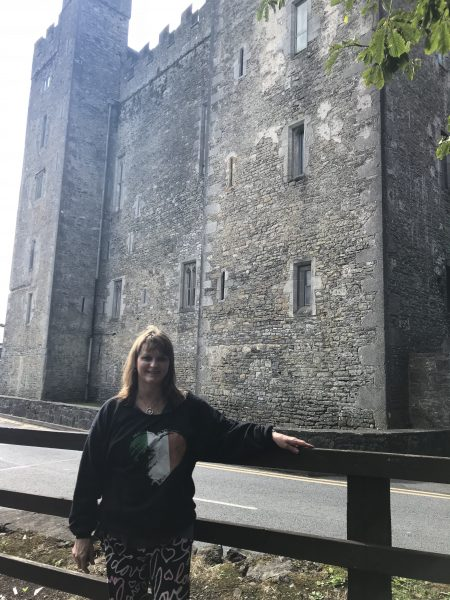 Me by Bunratty Castle