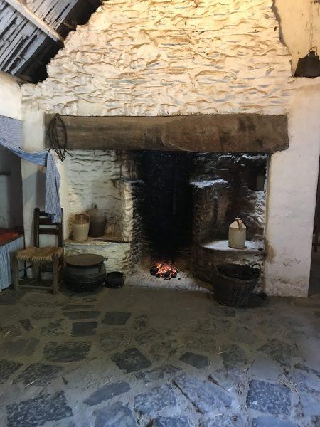 Bunratty Folk Park village home
