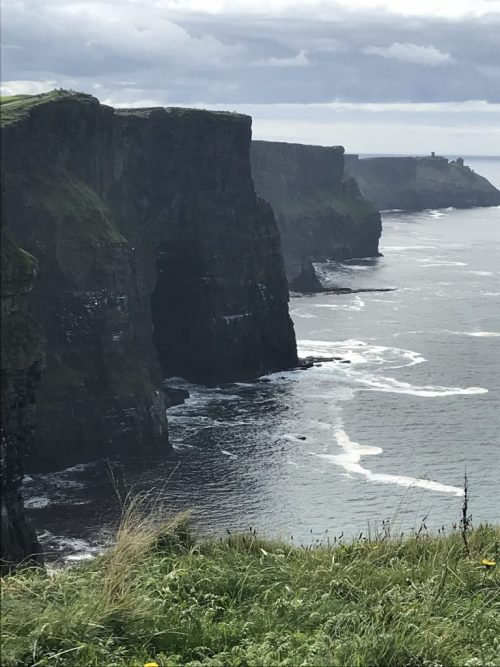 The breathtaking Cliffs of Moher, Ireland