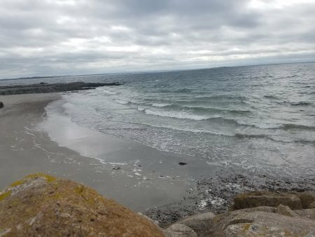 Galway beach