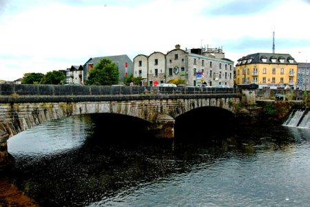 Wolfe Tone Bridge Image source: Google