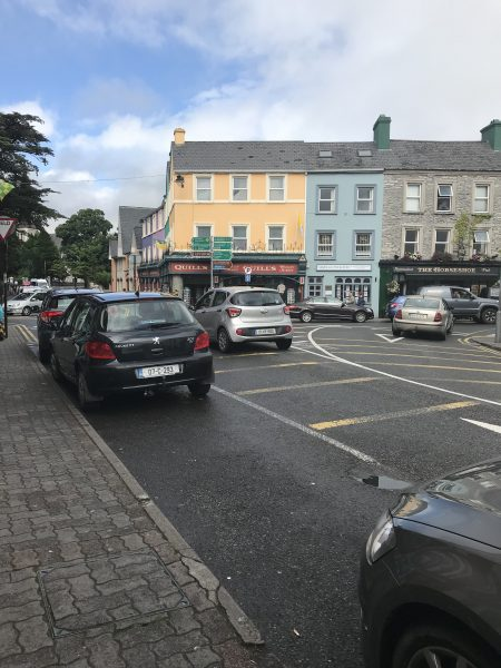 Kenmare town center