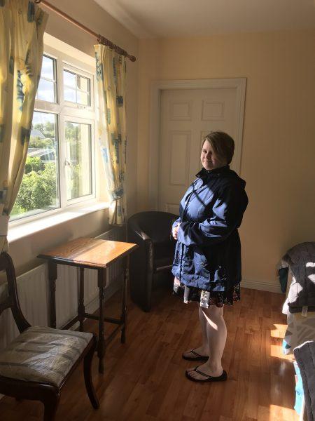 Leah at Kilkenny B & B