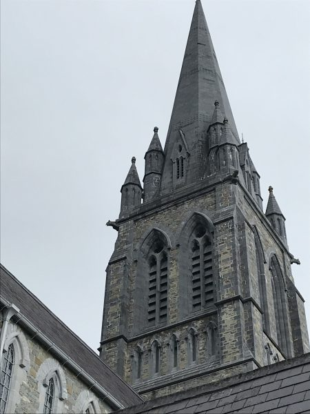 steeple, St. Mary's Cathedral