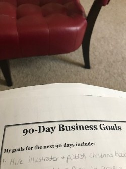90 Day Business Goals