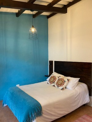 my beautiful Air BnB in Antigua, Guatemala